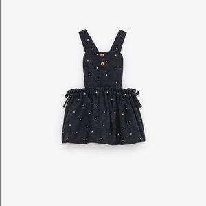 Zara baby girl skirt with straps